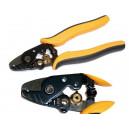 ŚCIĄGACZ IZOLACJI do KABLI i WŁÓKIEN ŚWIATŁOWODOWYCH HT-S144H H-Tools