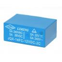 PRZEKAŹNIK JQX-14FC-12VDC-2C, Liming
