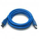 PRZYŁĄCZE  USB 3.0 A/A  1,8m