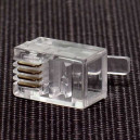WTYKI RJ9, 4p4c, kat.3 - 100szt