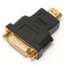 ADAPTER, PRZEJŚCIE, REDUKCJA HDMI/DVI-I (Dual Link)