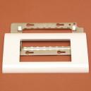 RAMKA MONTAŻOWA 45x90 RAMK-4/M 4 modułowa