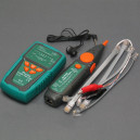 SZUKACZ (TRASER) PRZEWODÓW z testerem okablowania MT-7028 Pro'sKit