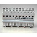 ZŁĄCZE IDC 5-parowe typ 110 (AMP)